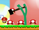Gameplay Angry Mario