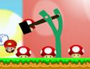 Gameplay Angry Mario